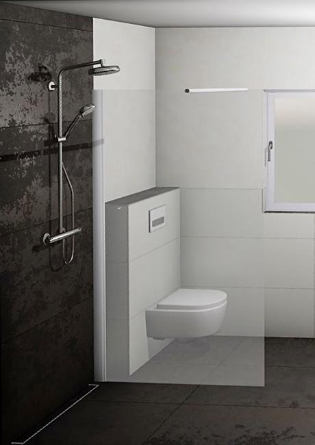 Badezimmer Planung 3d Modell