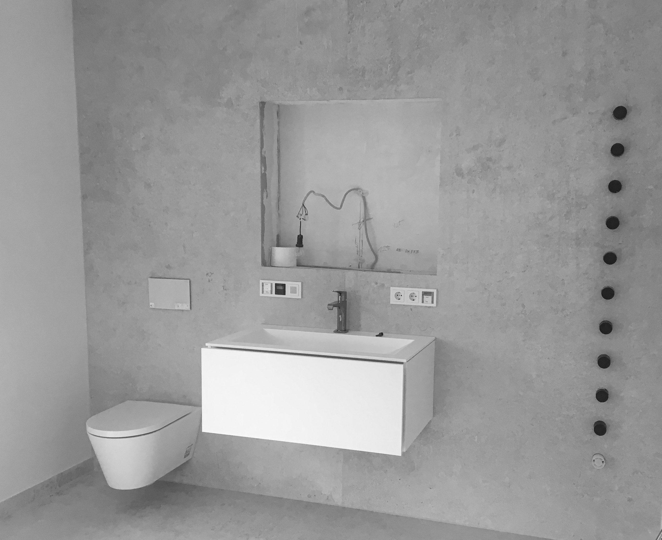 Modernes Badezimmer und Fliesen in Braunschweig