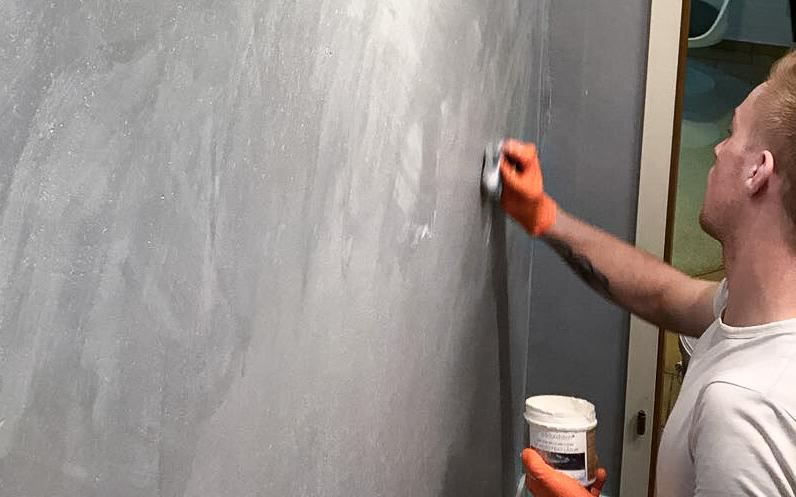 Veredelung Ihrer Wände durch Spachteltechniken und Marmorputz