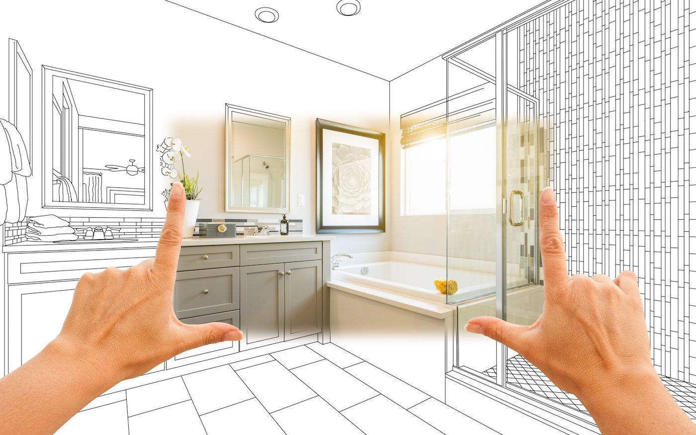 Badezimmer Sanierung, Badplanung & Renovierung